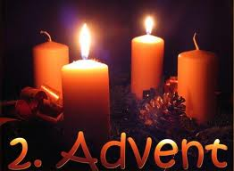 The second Sunday in Advent