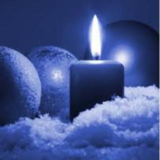 Comfort at Christmas (Or Blue Christmas)