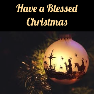 Blessed Christmas