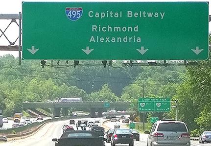 Faith Around the Beltway