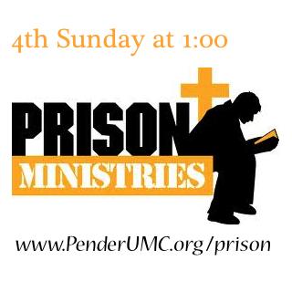 Pender Prison Ministry