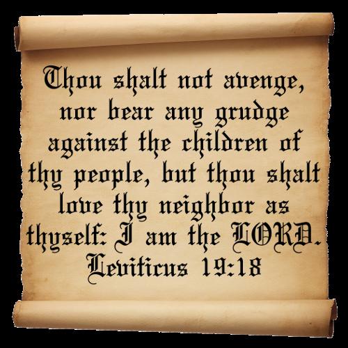 Leviticus19-18
