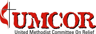 UNITED METHODIST COMMITTEE ON RELIEF LOGO