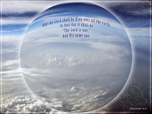 Zechariah14-9