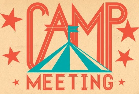 camp meeting Revivals and camp meetings and it was the emerging holiness and pentecostal groups who embraced the egalitarian camp meeting while these groups maintained the tradition of holding extended revival meetings, they shed the excessive emotional attributes that marked early camp meetings.