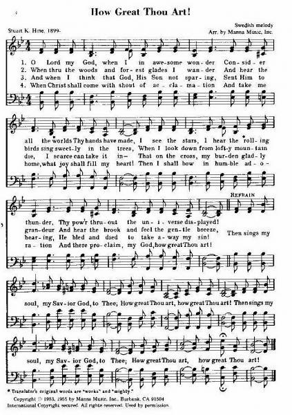 Hymns News And Views