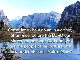 Psalm95-6-7