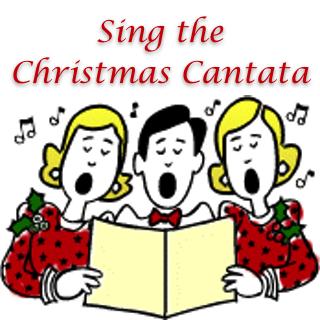 Christmas Cantata & Congregational Meeting