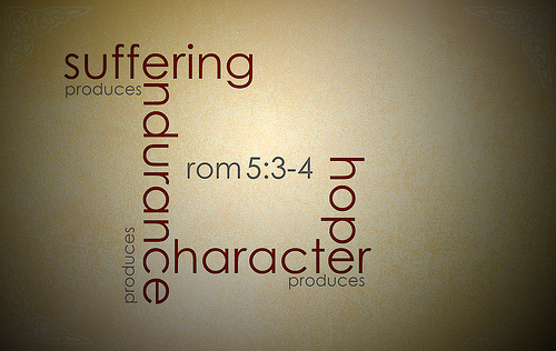 today�s bible verse romans 534 news and views