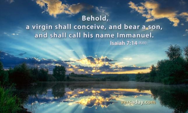Isaiah7-14