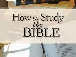 how-to-study-bible