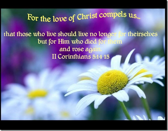 2Corinthians5-14-15
