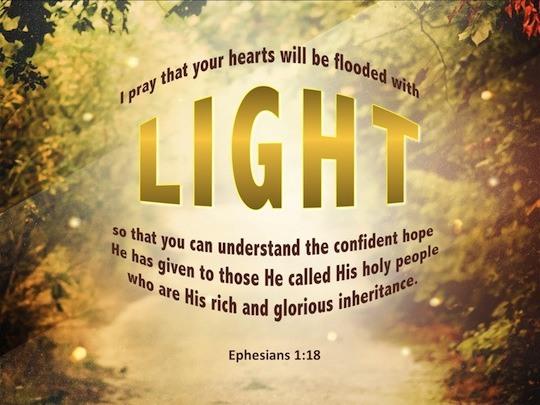 Ephesians1-18