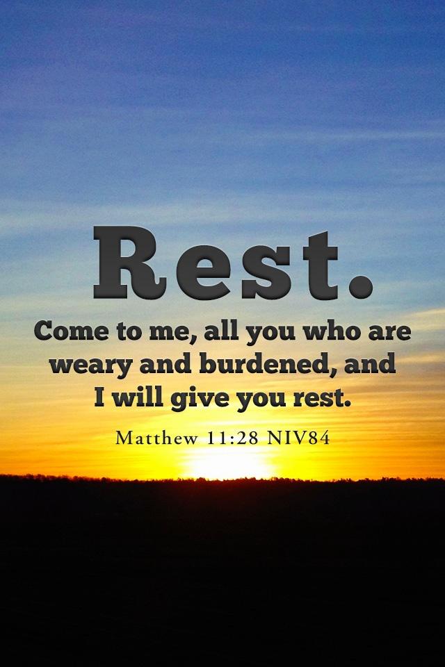 Matthew11-28